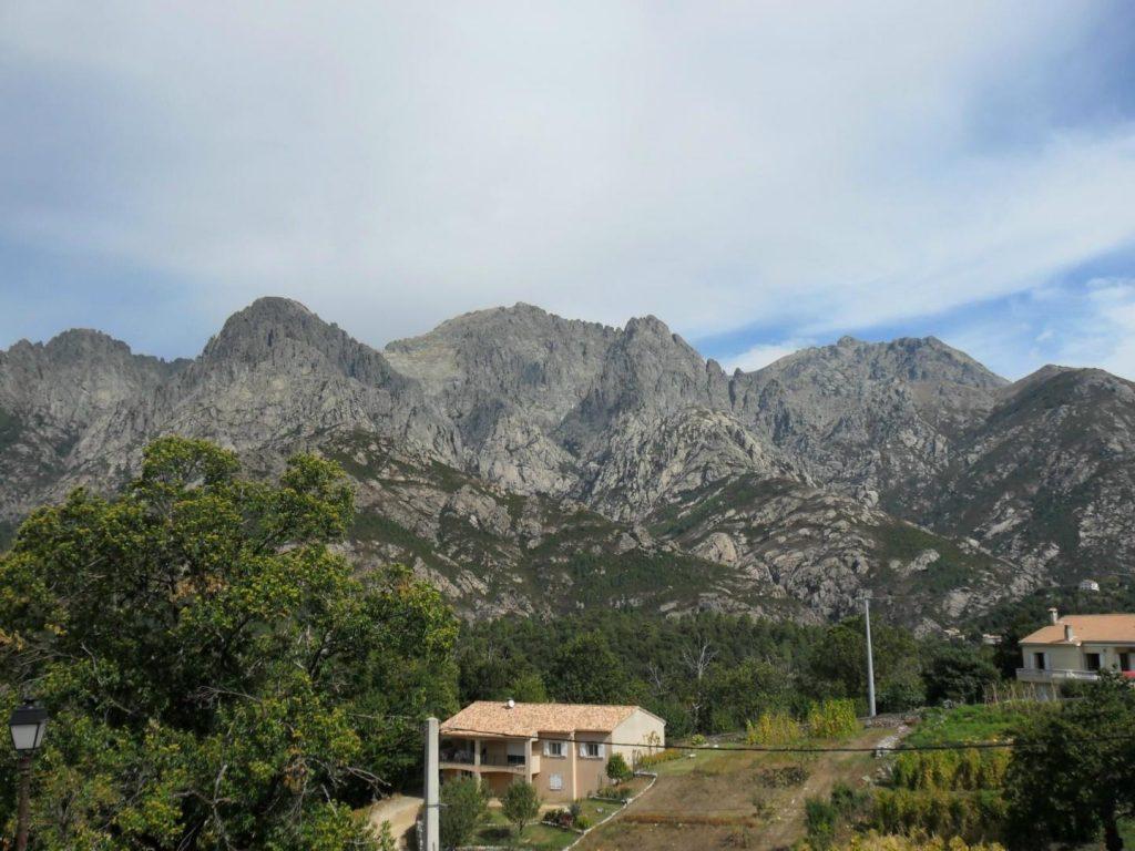 Bocognano auf Korsika