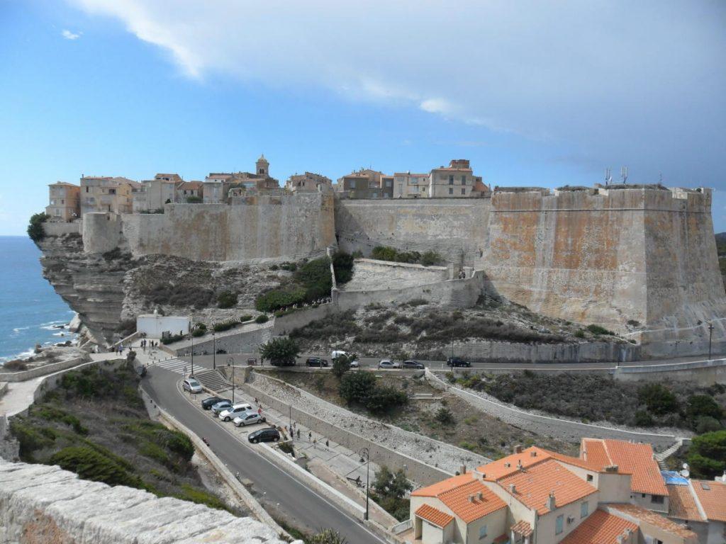 Bonifacio auf Korsika