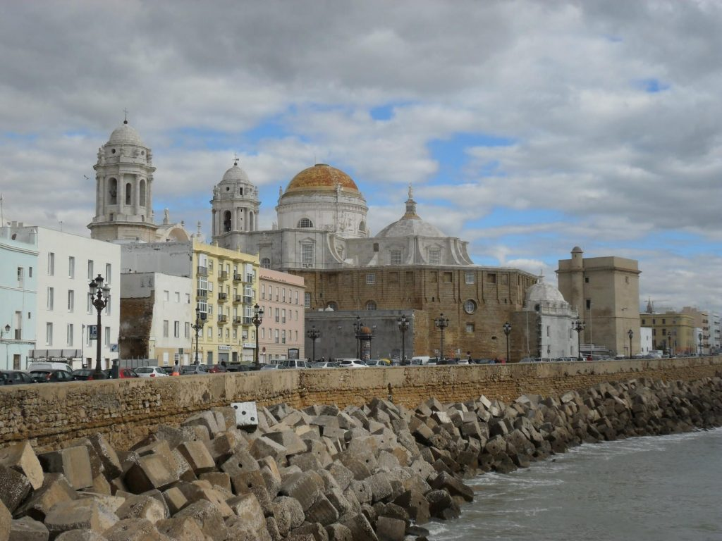 Cádiz in Andalusien