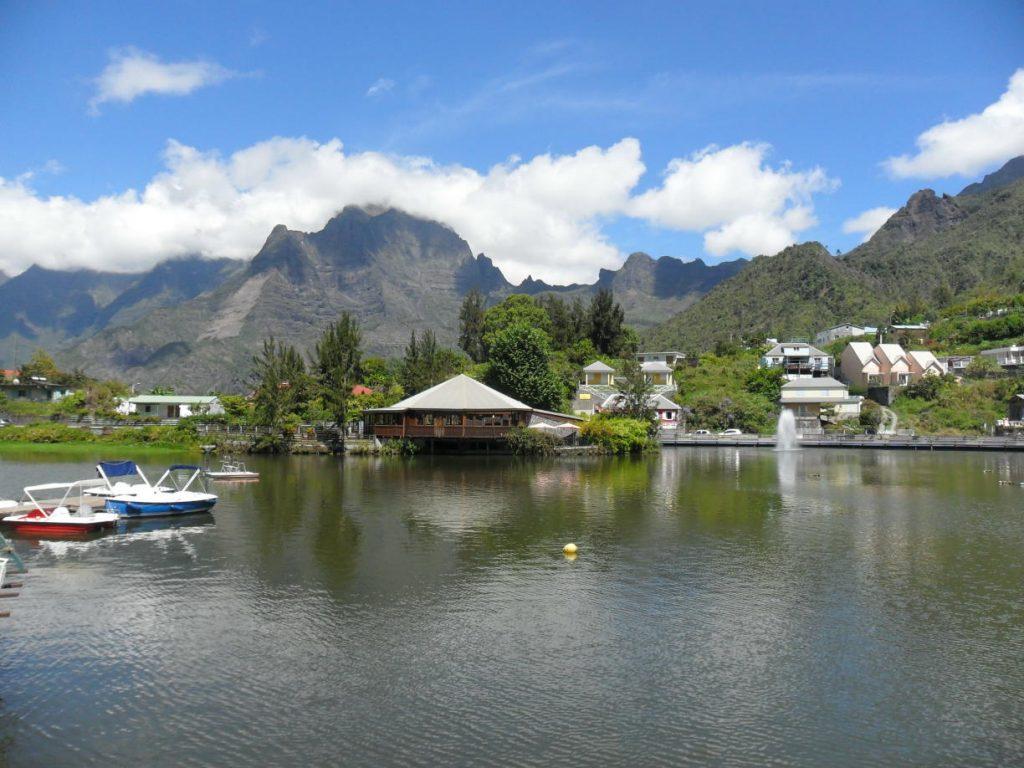 La Mare à Joncs in Cilaos auf Réunion
