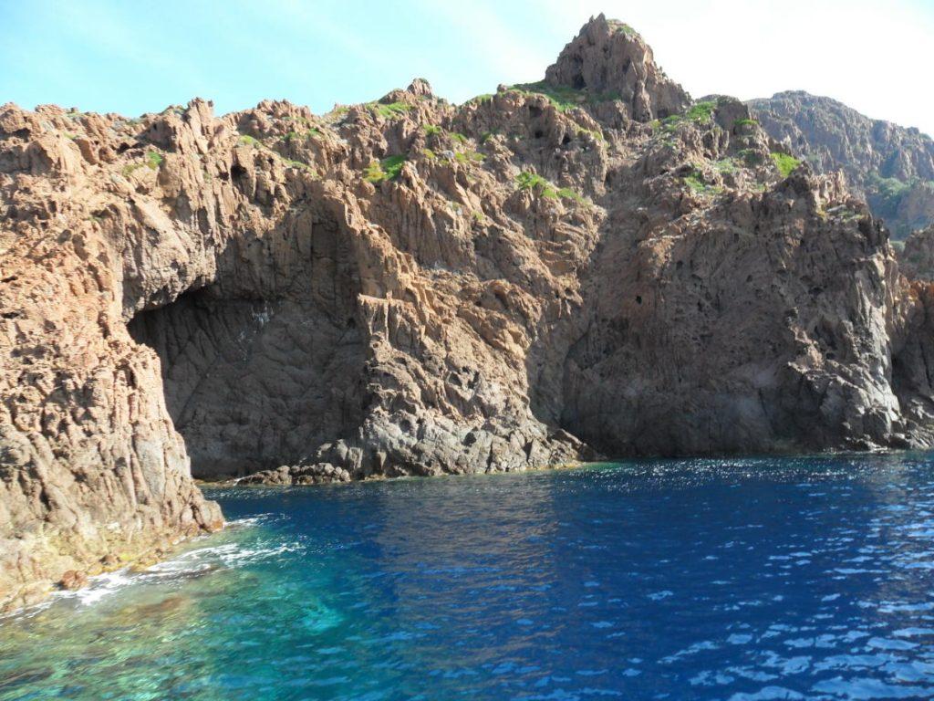 Naturpark La Scandola auf Korsika