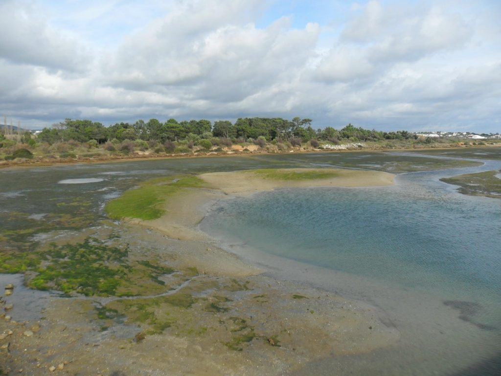 Parque Natural da Ria Formosa an der Algarve