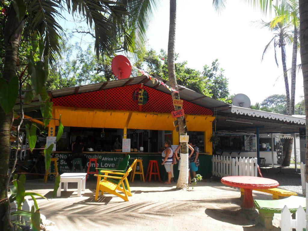 Puerto Viejo, Karibik in Costa Rica