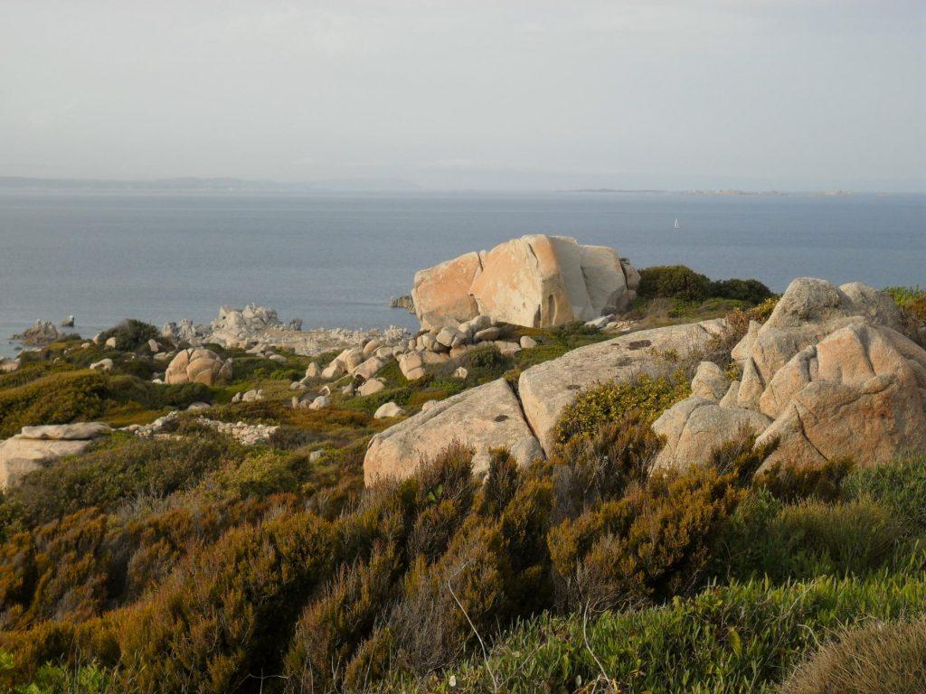 Spaziergang Santa Teresa di Gallura auf Sardinien
