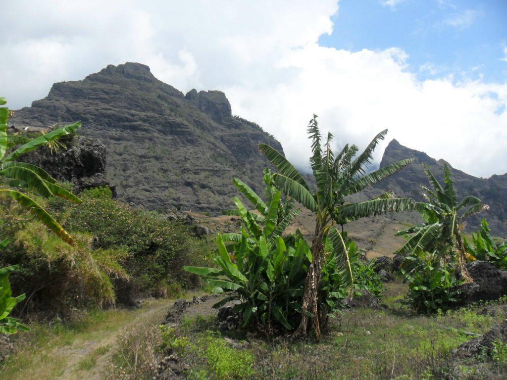 Wanderung zur Cascade du Cap Noir im Talkessel von Cilaos auf Réunion