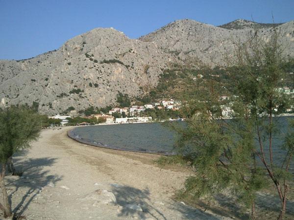 Strand von Omis