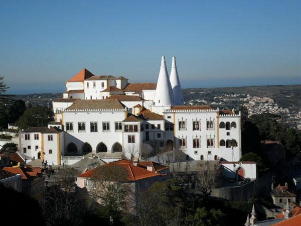 Palácio Nacional de Sintra Portugal