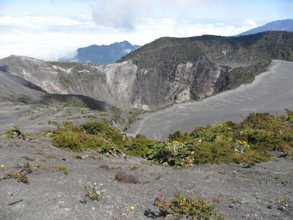 Vulkan Irazú Costa Rica