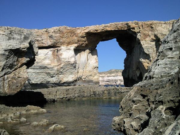 Azure Window-Insel Gozo