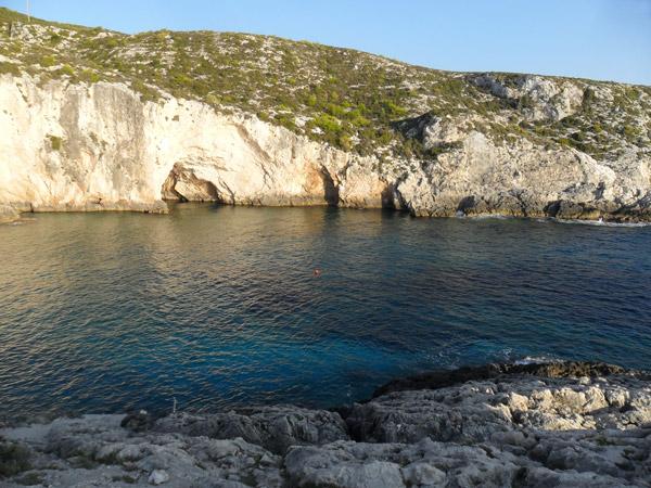 Porto Limnionas Bay