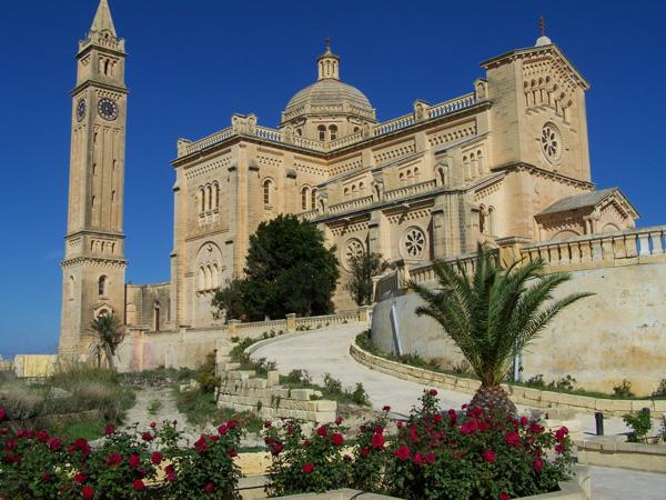Ta'-Pinu auf der Insel Gozo