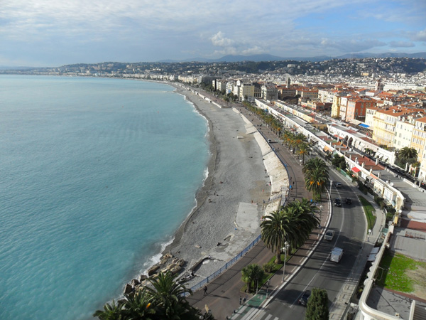 Nizza - Sprachschule am Meer