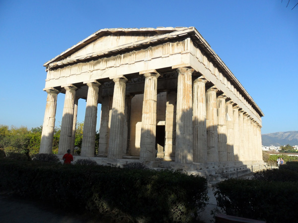 Hephaistos-Tempel