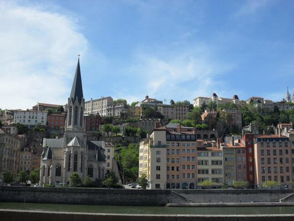 Meine schönsten Plätze in Lyon