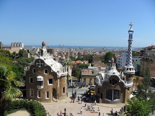Park Güell - Highlights von Barcelona