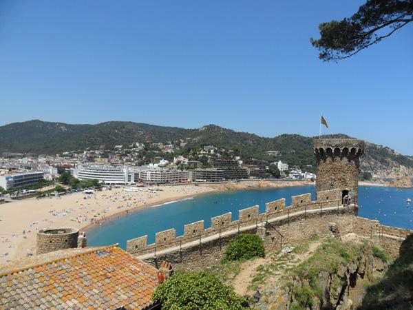 Festung - Tossa de Mar