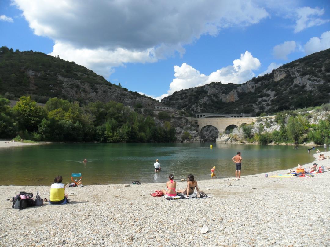 Baden am Pont Du Diable