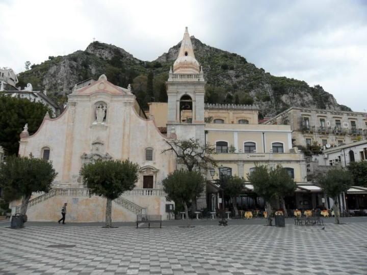 Altstadt - Taormina - Sizilien
