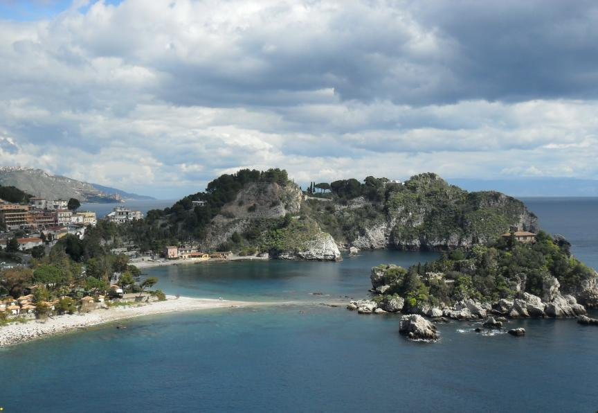 Isola Bella - Grotta Azzurra - Mazzarò (Taormina)