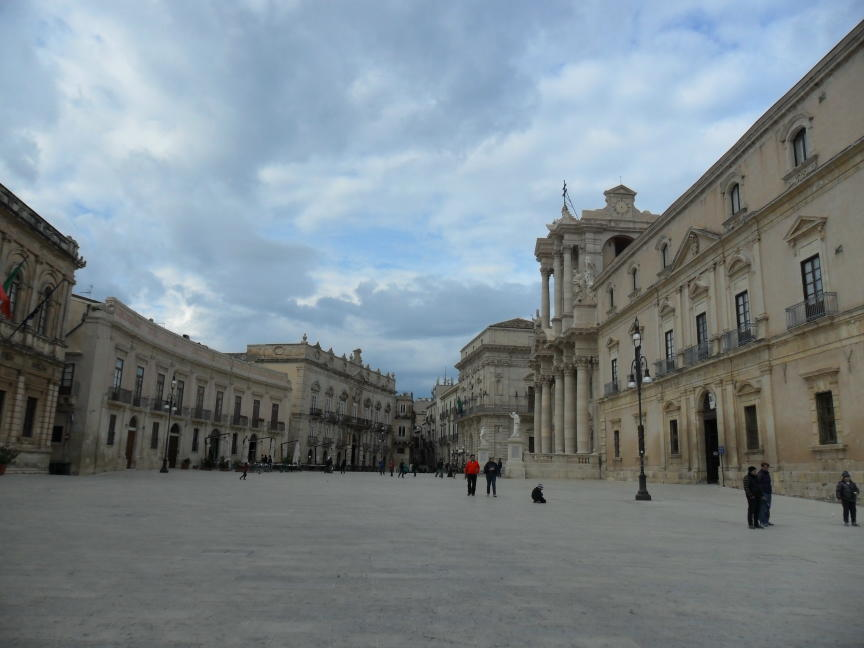 Altstadt - Syrakus - Sizilien