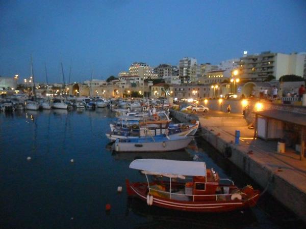 Hafen Iraklio