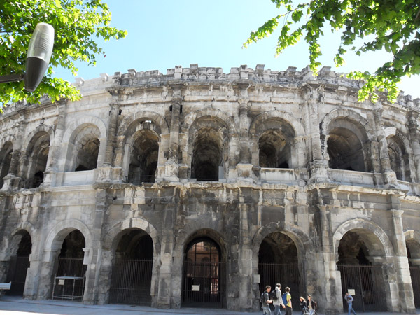 Amphitheater - Nîmes