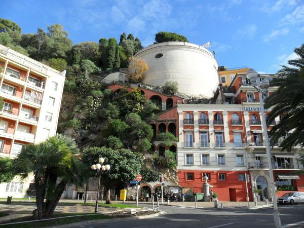 Hier geht es zum Schlossberg - Highlights von Nizza