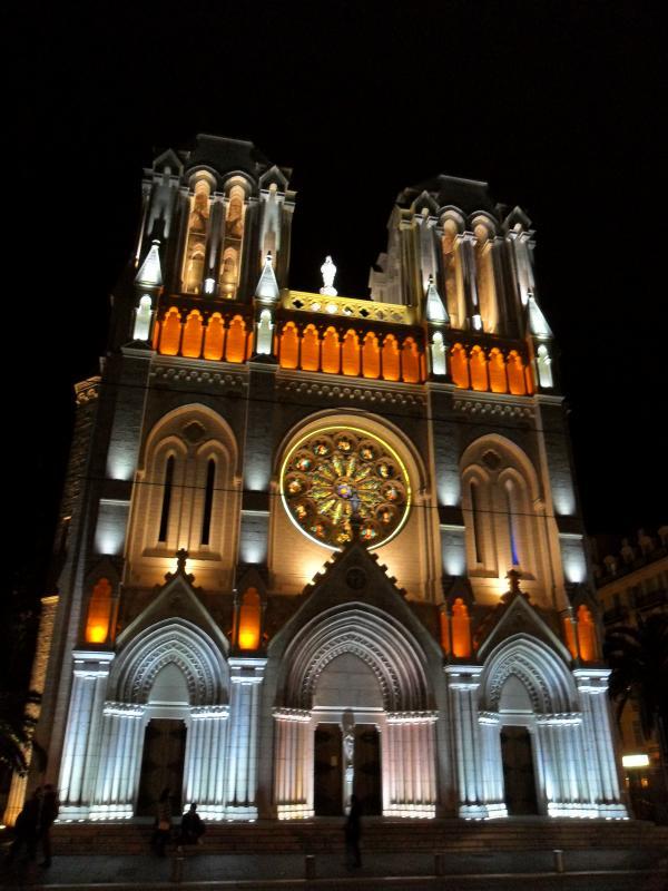 La Basilique Notre-Dame - Nizza