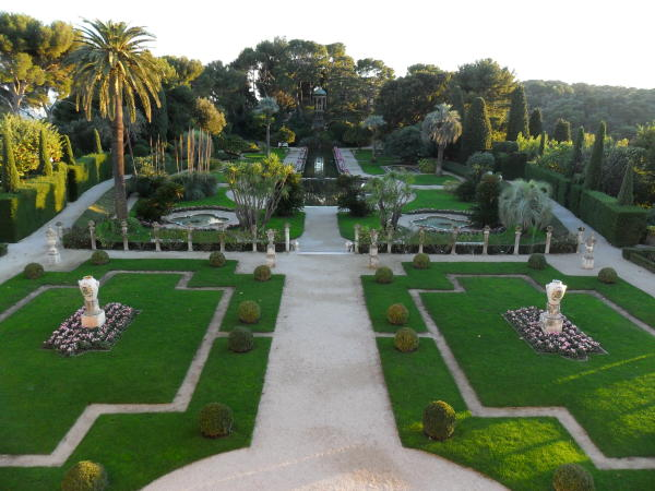 Villa Ephrussi de Rothschild - Cap Ferrat