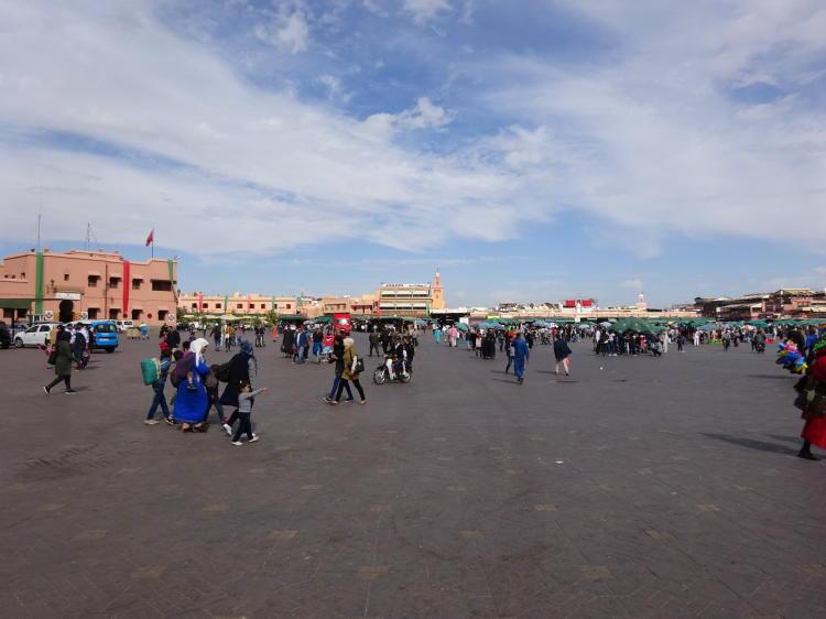 Djemaa el Fna - Marrakech
