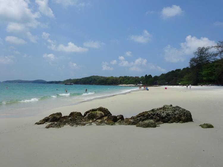Ao Hin Khok Beach - Ko Samet - Thailand