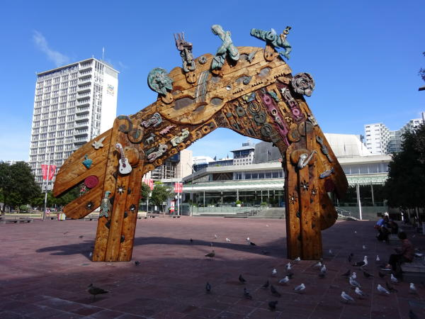 Kunst Auckland