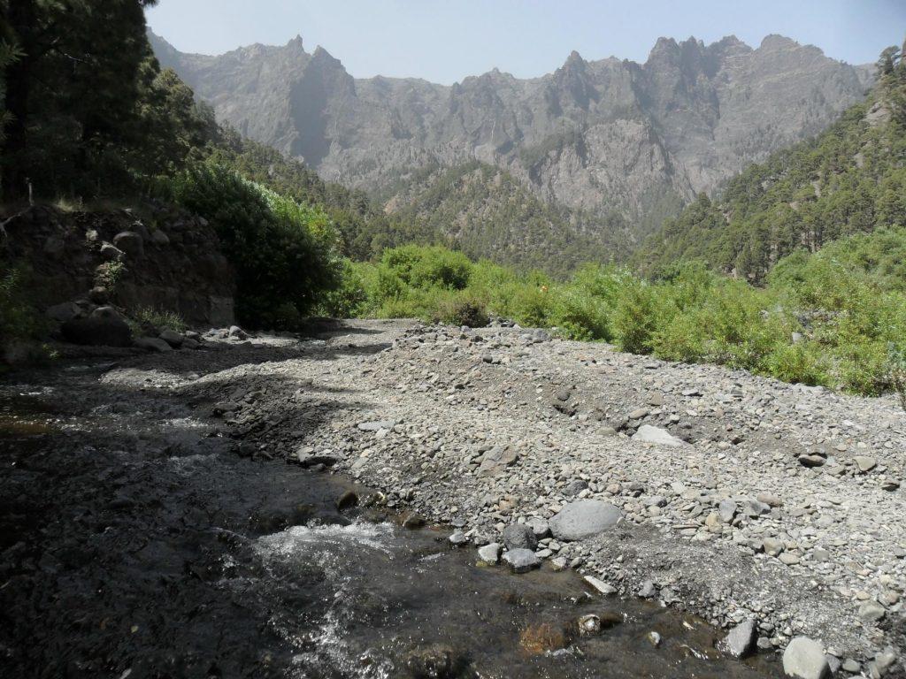 Caldera de Taburiente auf La Palma