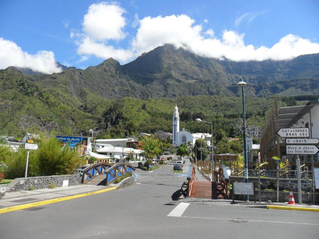 Cilaos auf Réunion