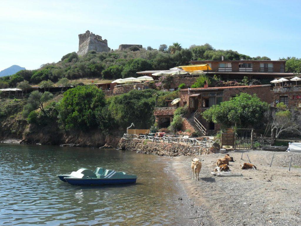 Girolata auf Korsika