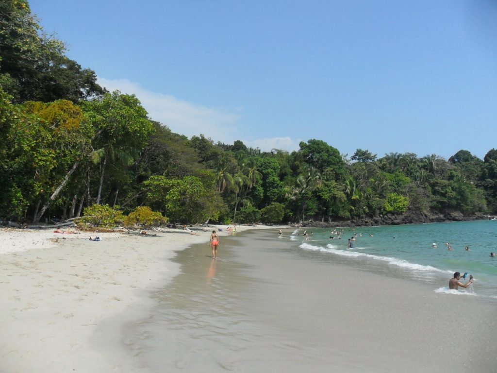Playa Manuel Antonio in Costa Rica