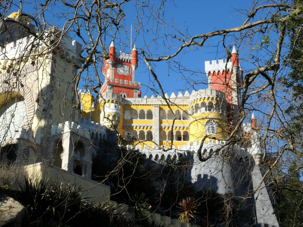 Palácio National da Pena in Sintra