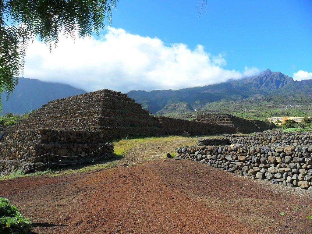 Parque Etnográfico Pirámides de Güimar auf Teneriffa