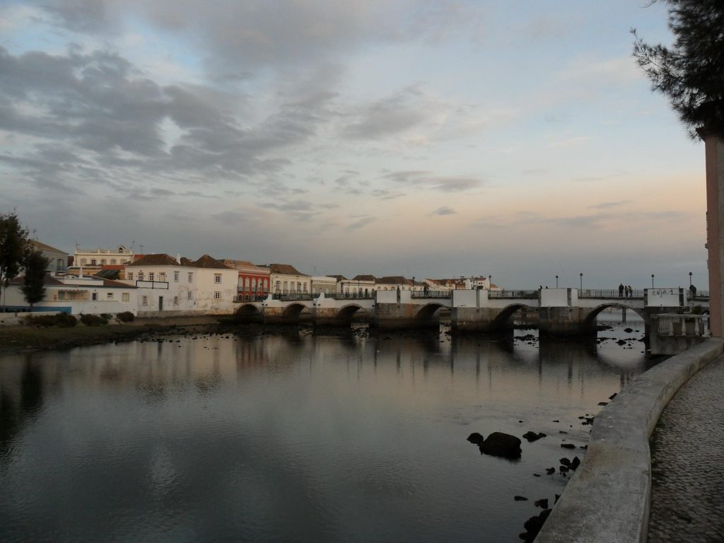 Tavira an der Algarve