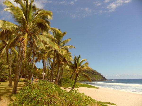Bucht von Grande Anse_Réunion