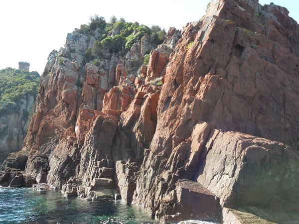 La Scandola Korsika