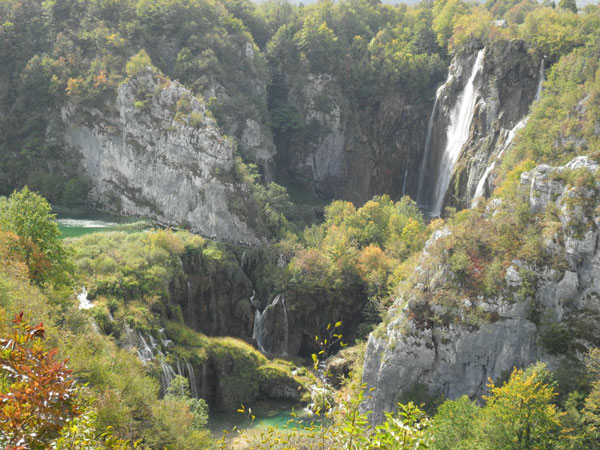Nationalpark Plitvicer Seen Kroatien