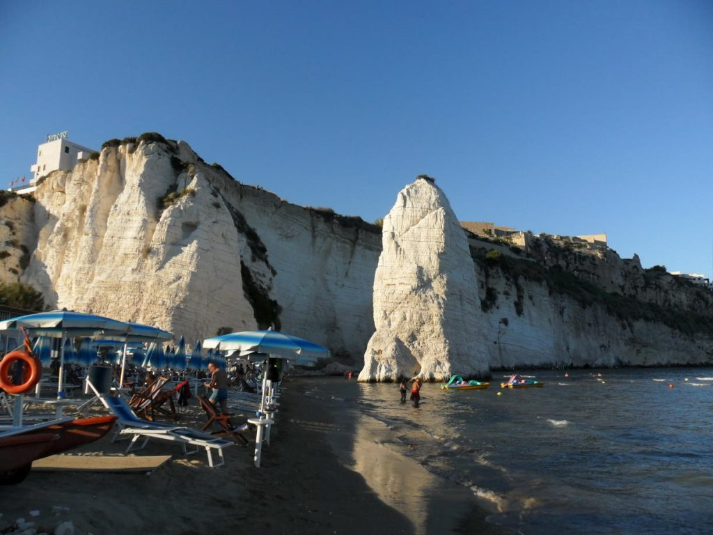Vieste Apulien