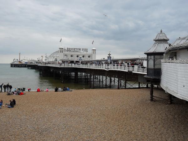 Brighton Pier - Sprachschule am Meer