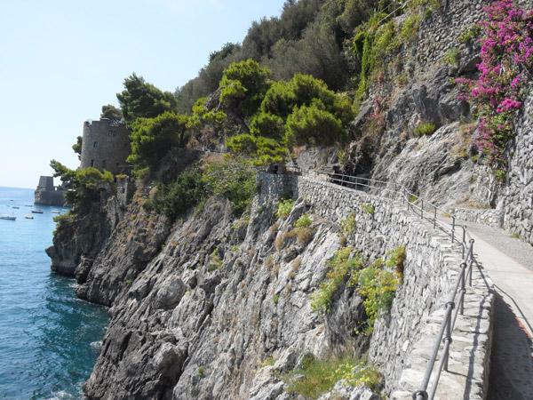 Positano - Amalfiküste