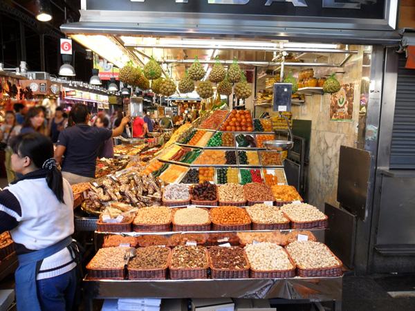 Markt - La Boqueria