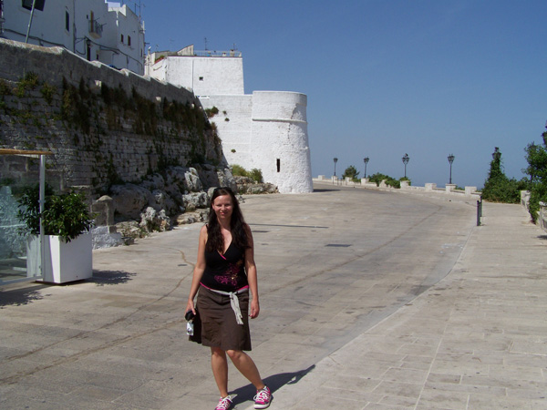 Ostuni - Apulien