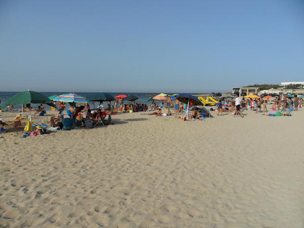 Strand von Villanova - Marina di Ostuni