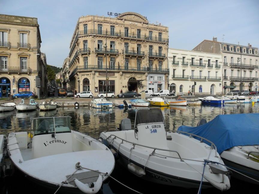 Hafenstadt Sète