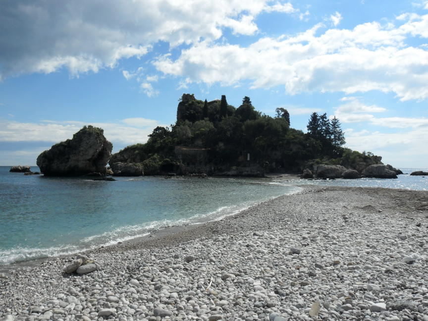 Isola Bella - Mazzarò (Taormina)